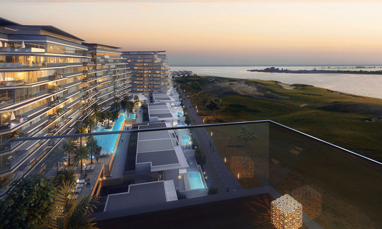 Aldar awards $8m contract for Mayan project in Abu Dhabi