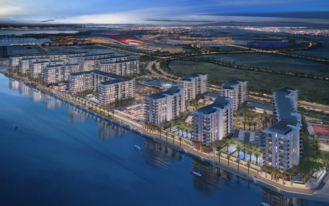 Dutch Foundations awarded enabling works for Aldar's Water's Edge on Yas Island