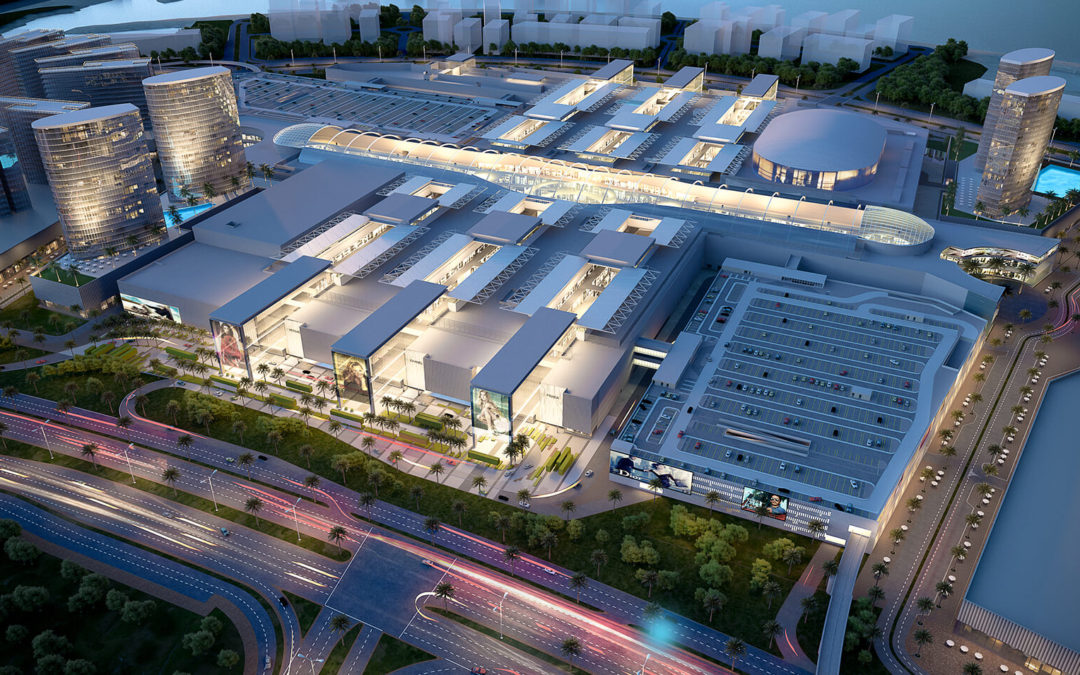 Dutch Foundations awarded subcontract for piling works at Deira Mall in Dubai