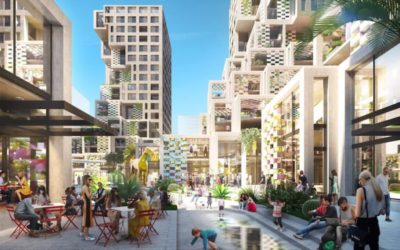 Dutch Foundations achieves significant progress on IMKAN's Makers District Project in Abu Dhabi