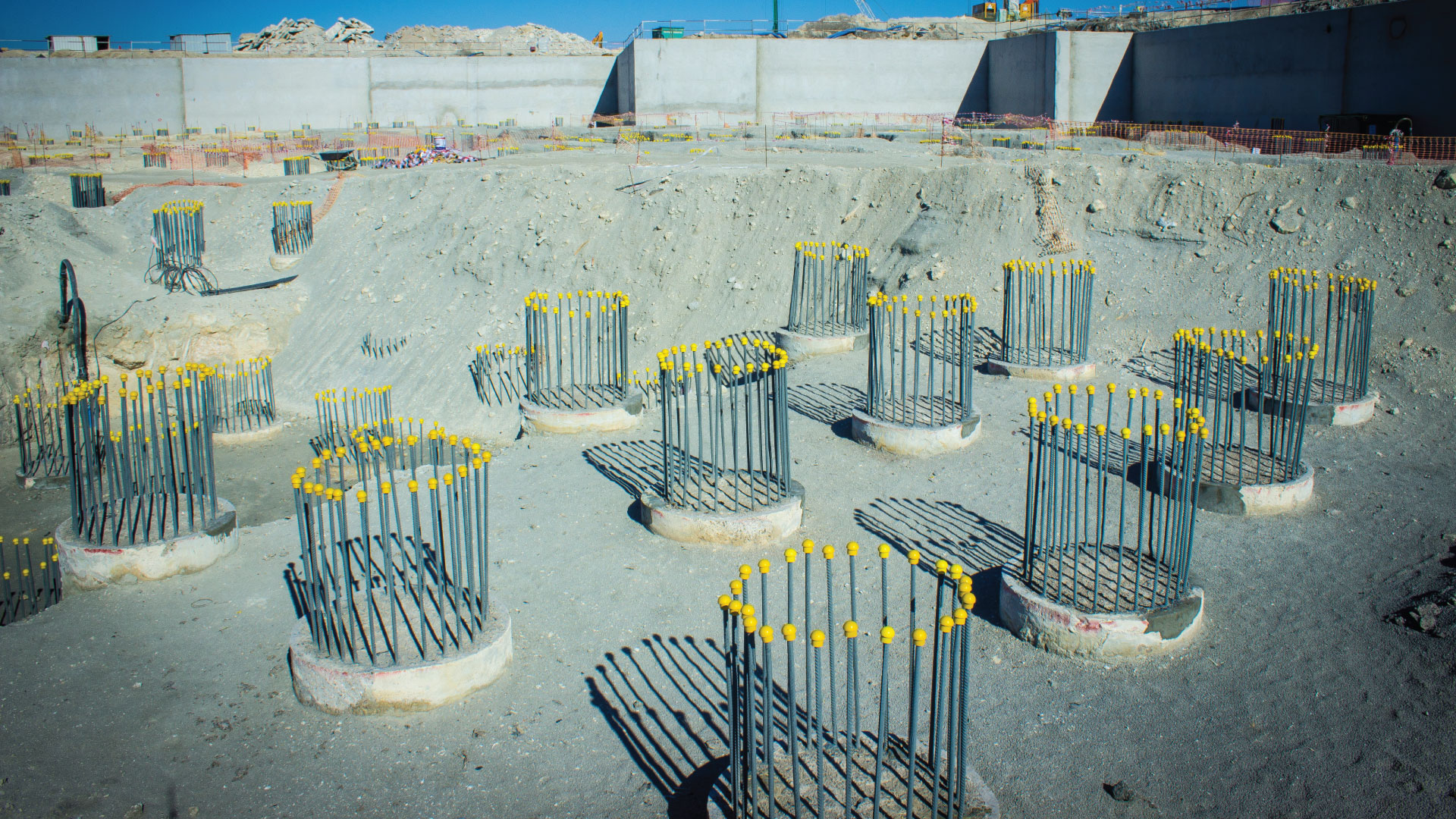 Types Of Pipes >> Deep Foundation Piling | Dutch Foundations