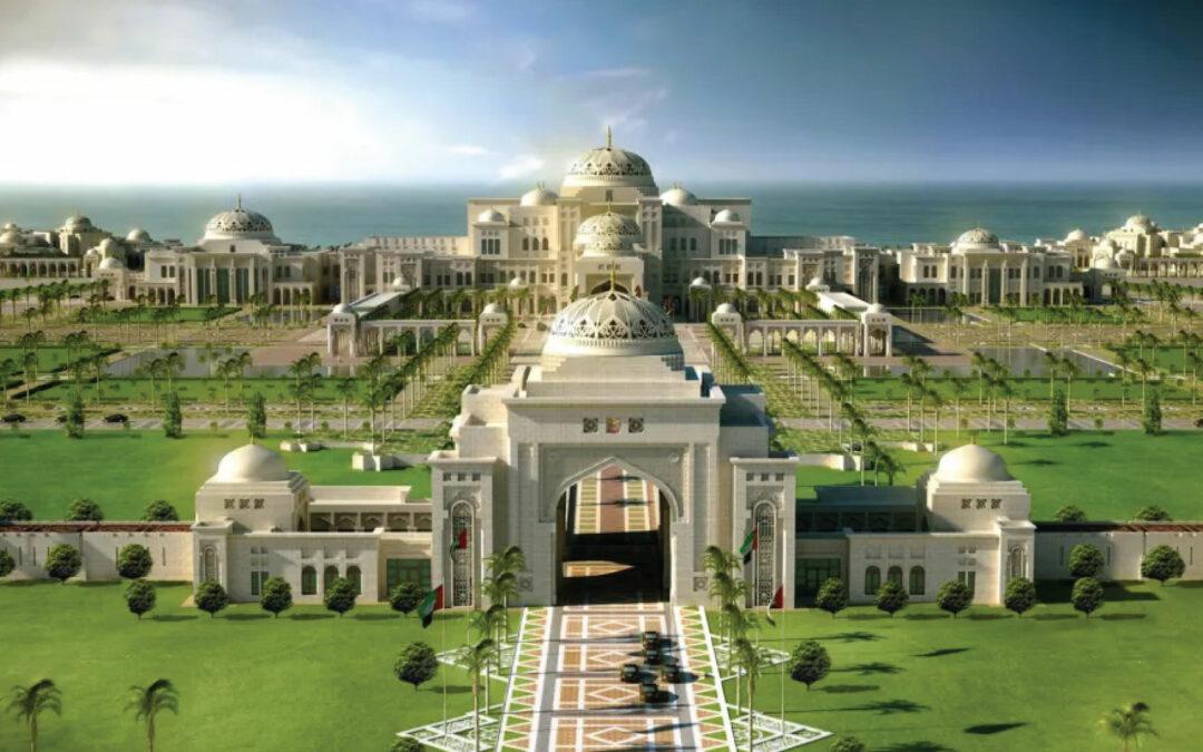 Presidential Palace (Qasr Al Watan)