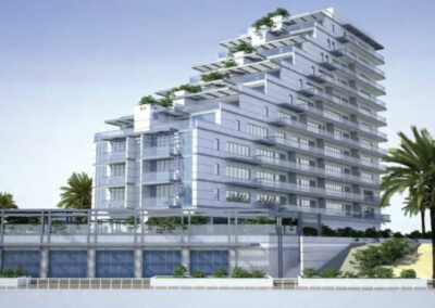 Residential Building for H.H. Sheikh Nahyan Bin Mubarak