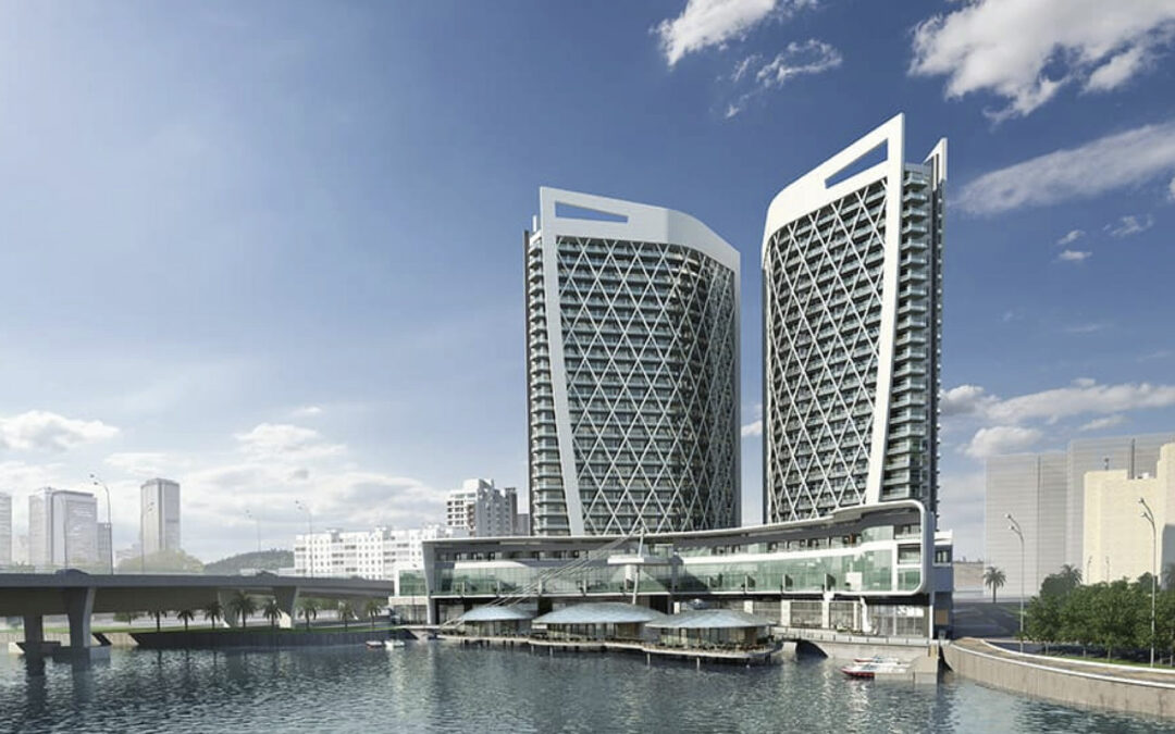 Waterfront Residential Towers