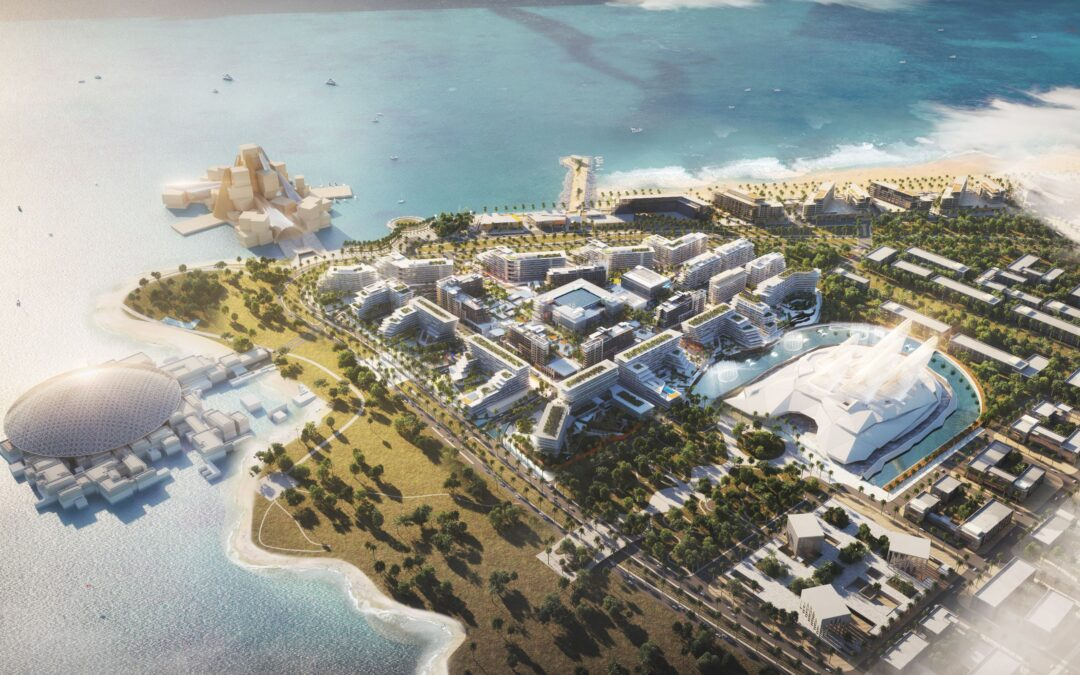 Aldar Properties awards enabling and piling works for Saadiyat Grove to Dutch Foundations